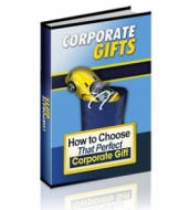 Corporate Gifts eBook with Private Label Rights