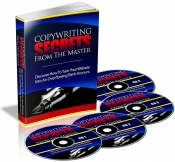 Copywriting Secrets From The Master eBook with Private Label Rights