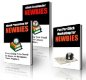 eBook Creation & Promotion For Newbies eBook with Private Label Rights