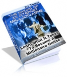 The Making Of An Internet Millionaire eBook with Resell Rights