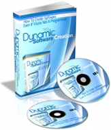Dynamic Software Creation eBook with Private Label Rights