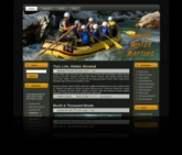 Rafting WP Theme Template with Master Resale Rights