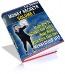 Money Secrets Volumn I eBook with Resell Rights