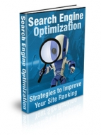 Search Engine Optimization eBook with Private Label Rights