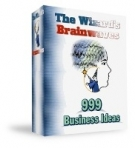 The Wizards Brainwaves : 999 Business Ideas eBook with Master Resell Rights