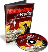 Affiliate Army Profits Video with Private Label Rights