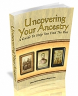 Uncovering Your Ancestry eBook with Master Resale Rights