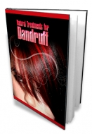 Natural Treatments For Dandruff eBook with Master Resale Rights