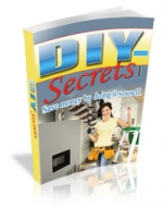 DIY Secrets eBook with Master Resale Rights