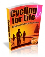 Cycling For Life eBook with Master Resale Rights