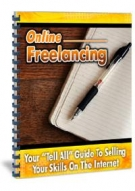 Online Freelancing eBook with Resell Rights