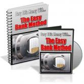 The Easy Bank Method eBook with Master Resale Rights