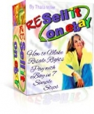 Resell It On eBbay eBook with Resell Rights