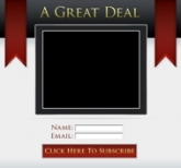 5 Smokin Hot Video Squeeze Templates Template with Master Resale Rights