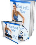 The Secret Health Factor eBook with Master Resale Rights
