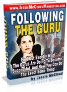 Following The Guru eBook with Resell Rights