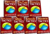 350 Social Media Tactics eBook with Master Resale Rights