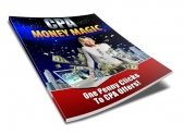 CPA Money Magic eBook with Giveaway Rights