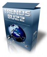 Trends Buzz Software with Master Resale Rights