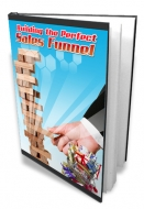 Building The Perfect Sales Funnel eBook with Master Resale Rights