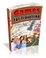 Games For Travelling eBook with Master Resale Rights