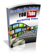 Creating The Perfect YouTube Marketing Video eBook with Master Resale Rights