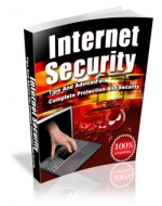 Internet Security eBook with Master Resale Rights