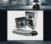 Debt Crisis - Minisite & Content Template with Resale Rights