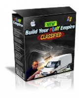 Build Your eBay Empire Classified eBook with Resale Rights