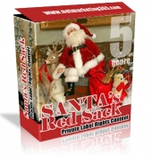 Santa's Red Sack Software with Master Resale Rights