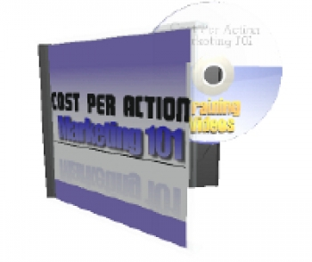 Cost Per Action Marketing 101