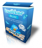Twitter Buzz Software with Master Resale Rights