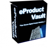 eProduct Vault Software with Master Resale Rights