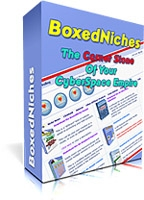 BoxedNiches Software with Resale Rights