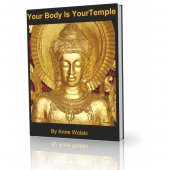 Your Body Is Your Temple eBook with Giveaway Rights