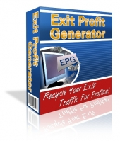 Exit Profit Generator Software with Master Resale Rights