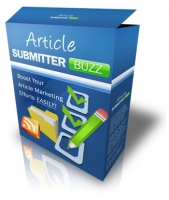 Article Submitter Buzz Software with Master Resale Rights