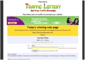 Traffic Lottery Software with Master Resale Rights