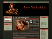 Autumn WP Theme Template with Master Resale Rights
