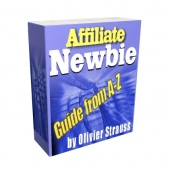 Affiliate Newbie Guide From A-Z eBook with Giveaway Rights