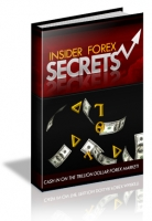 Insider Forex Secrets eBook with Resale Rights