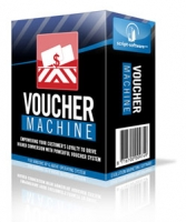 Voucher Machine Software with Resale Rights