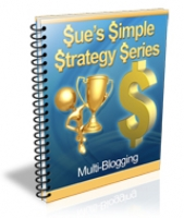 Sue's Simple Strategy Series eBook with Giveaway Rights
