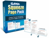 Super Squeeze Page Pack Graphic with Personal Use Rights