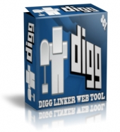 Digg Linker Web Tool Software with Master Resale Rights