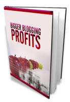 Bigger Blogging Profits eBook with Master Resale Rights