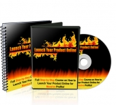 Launch Your Product Online Video with Master Resale Rights
