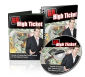 Go High Ticket Video with Master Resale Rights