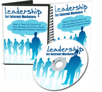 Leadership For Internet Marketers