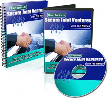 Secure Joint Ventures